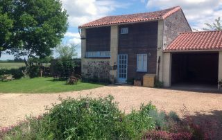 french holiday cottage near Loire Valley