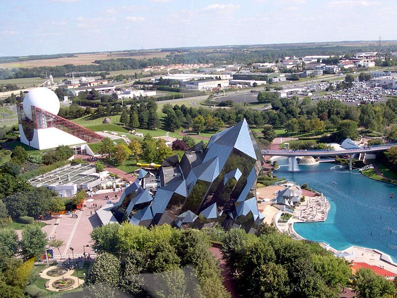 Futuroscope Poitiers